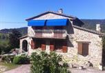 Location vacances Moustiers-Sainte-Marie - Lou Bastidoun maison familiale-3