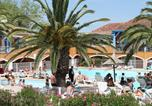 Camping avec Ambiance club Agde - Camping Les Salisses -4