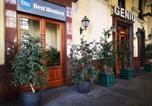 Hôtel Le musée Egyptien - Best Western Hotel Genio-4