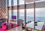 Location vacances  Émirats arabes unis - Dream Inn Apartments - 48 Burj Gate Penthouses-3