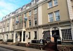 Hôtel Jersey - Best Western Royal Hotel-2