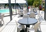 Camping avec Piscine Commequiers - Camping les Charmes-4