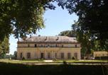 Hôtel Trouhans - Château de Bressey-1