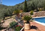 Location vacances Benalúa de las Villas - Luxury Spanish Villa in the heart of the Sierra Nevada-2
