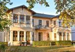 Villages vacances Lychen - _64c_ Villa Luna _ Wohnung 9-1