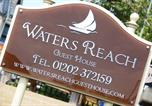 Location vacances Bournemouth - Waters Reach Guest House-2
