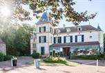 Hôtel 4 étoiles Trévol - Château de Champlong Table Hôtel Golf & Spa-1
