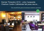 Hôtel 4 étoiles Evreux - Campanile Chartres Centre - Gare - Cathédrale-2