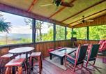 Location vacances Bryson City - Buffalo Trace Cabin with Panoramic Smoky Mtn Views-3