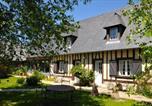 Hôtel Parc naturel régional des Boucles de la Seine Normande  - Le Bois des Pierres-1