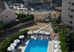 Hôtel Limassol - Polyxeni Hotel Apartments-1
