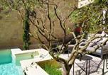 Hôtel Pays Uzége Pont du Gard - Les Terrasses-4
