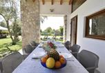 Location vacances Campanet - Beautiful Holiday Home in Búger Balearic islands with Pool-2