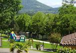 Camping avec Site nature Ustou - Camping Audinac les Bains-4