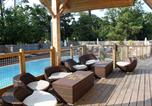 Camping avec Piscine Meschers-sur-Gironde - Domaine de Soulac-3