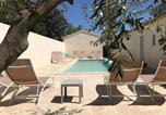 Location vacances  Gard - Les Mazets et Spa D'Uzes-1