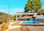 Location vacances  Alméria - Cortijo Claudia-3