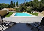Location vacances Argeliers - Luxurious Villa in Montouliers with Private Pool-2