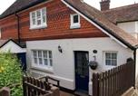 Location vacances Crowborough - Nice Cottage in Crowborough Kent with Central Heating-3