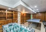 Location vacances Alexandria - Enchanting historic townhouse with game room-1