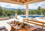 Location vacances Podbablje - Holiday home Grubine 18-4