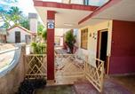 Location vacances  Cuba - Spectacular house in front of the beach!-3