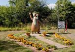 Villages vacances Rockford - O'Connell's Yogi Bear Park Model 28-4