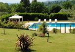 Location vacances  Province de Rieti - Villa with 5 bedrooms in Poggio Catino with private pool enclosed garden and Wifi-1