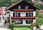 Location vacances Bodenmais - Pension Haus Anne-1