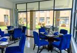 Hôtel Zambie - Asmara Hotel-2