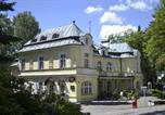 Hôtel Mariánské Lázně - Hotel Saint Antonius-1