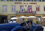 Location vacances Brey-et-Maison-du-Bois - Hotel de la Lande-1