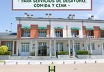 Hôtel Venta de Baños - Hotel Lasa Sport-1