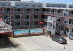 Hôtel North Wildwood - Sahara Motel-1