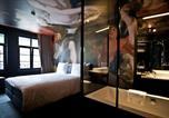 Hôtel Complexe Maison-Ateliers-Musée Plantin-Moretus  - Hotelo Kathedral