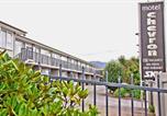Hôtel Taupo - Chevron Motel-1