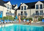 Hôtel Finistère - Résidence Goélia An Douar-2