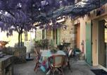 Hôtel Filature du Moulinet - Chambre d'hôtes Au creux du Chambon-4