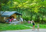 Camping avec Piscine couverte / chauffée Nièvre - Camping La Fougeraie-4