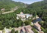 Camping 5 étoiles Lagorce - Sunêlia Domaine Les Ranchisses-1