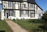 Hôtel Parc naturel régional des Boucles de la Seine Normande  - Au fil du Manoir-1