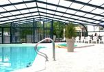 Camping avec Piscine Commequiers - Camping les Charmes-1