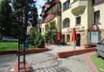 Hôtel Duszniki-Zdrój - Jantar-1