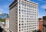 Hôtel Seattle - Courtyard Seattle Downtown / Pioneer Square-1
