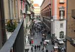 Hôtel Naples - Base Napoli Plebiscito-1