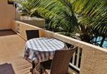 Location vacances Flic en Flac - Apartment Le Dattier Complex-4