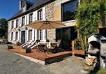 Location vacances  Manche - La Vieille Dame, Demeure de luxe avec Spa-2