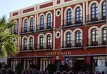 Hôtel El Coronil - Hotel Manolo Mayo-1
