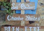 Hôtel Belvès - Les Ondines-4