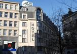 Hôtel Belgique - Astrid Centre Hotel-4